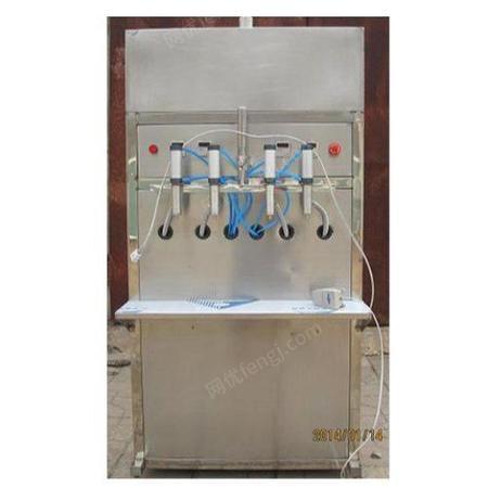 专业生产医用酒精 全自动医用酒精灌装设备 恒鲁机械