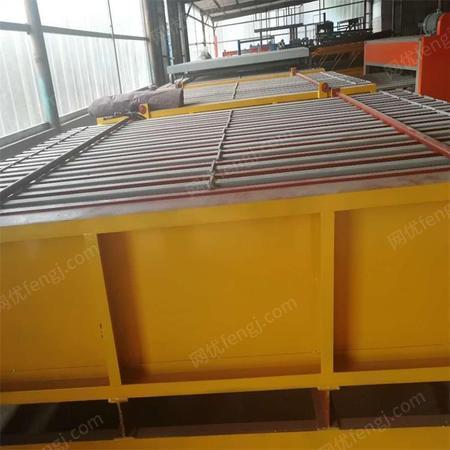 空芯实芯都能做的轻质墙板设备 工厂发货