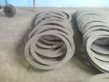 液压弯圆冷弯机圆管弯曲设备 风机专用成型设备