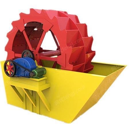 机制砂洗砂机-天然砂洗沙机-昆明昆重矿机洗砂机械设备厂家
