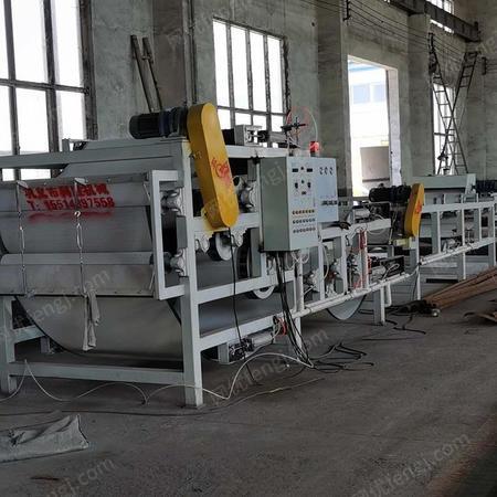 黑龙江制沙压滤机矿山污泥压滤设备巩义科胜质量可靠