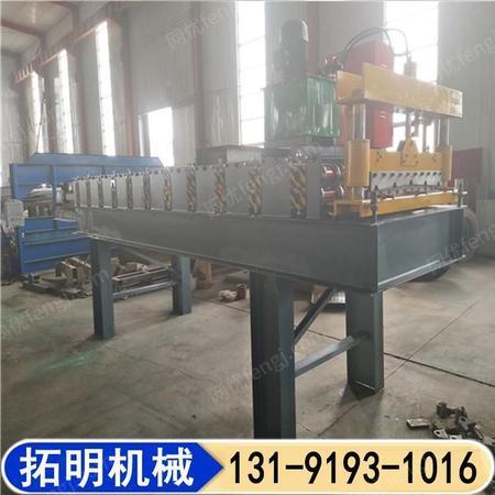 拓明压瓦机 批发出售 彩钢瓦设备 彩钢压瓦机 压瓦机设备 发货及时