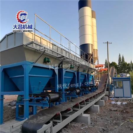 新型灰土拌合站设备 稳定土拌合站 600稳定土拌合站 安全稳定 性价比高