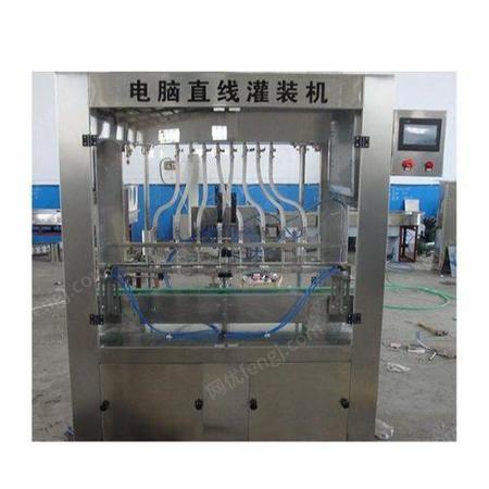 专业生产灌装设备专业 恒鲁机械 75酒精灌装设备机械