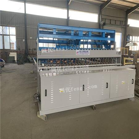全自动建筑焊网机 工厂报价 煤矿支护网排焊机 安平丝网机械设备