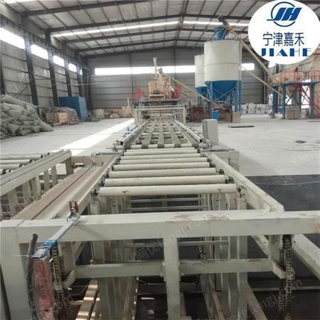玻镁板设备多少钱中空玻镁板生产线