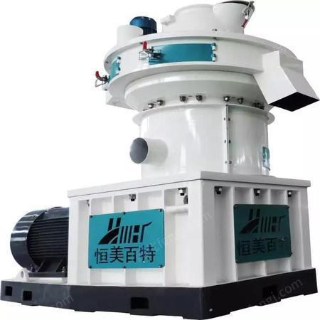 木屑颗粒生产机械 循环冷却系统 秸秆锯末颗粒机全套设备 可分期