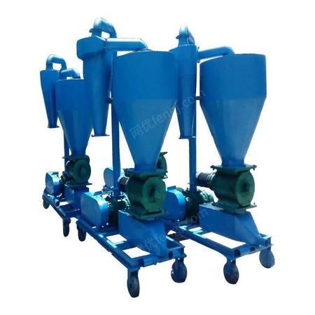 输送机械设备厂家 压送式气力输送装置 Ljxy 生产厂家