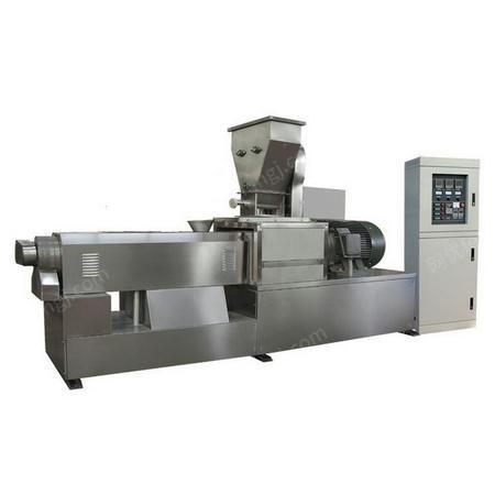 膨化谷物颗粒粥机械设备 上瑞机械冲泡方便粥机械设备制造供应