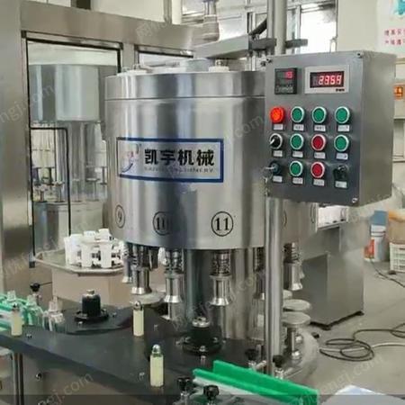 厂家直供XO灌装机黄酒灌装机成套设备青州凯宇机械