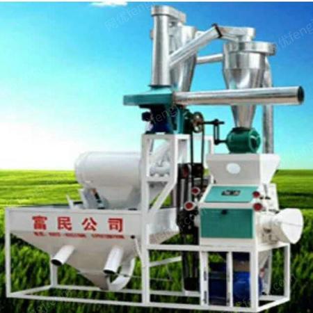 供应杂粮磨面机推荐 富民粮油机械 不锈钢杂粮磨面机定制