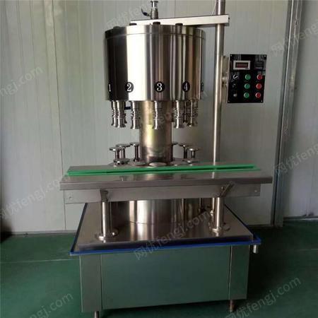 厂家直供黄酒灌装机高精度灌装机成套设备青州凯宇机械