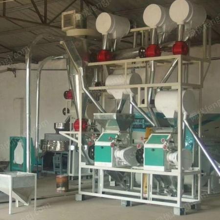 玉米制粉机批发价 玉米制粉机供应 玉米制粉机定购 富民粮油机械