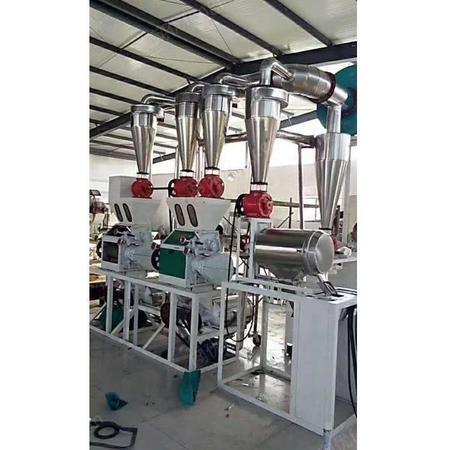 玉米磨面机定购 小麦磨面机批发价 磨面机批发价 富民粮油机械