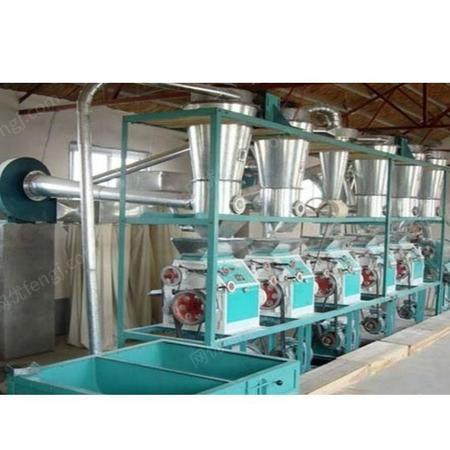自动小麦磨面机供货 富民粮油机械 供应小麦磨面机规格