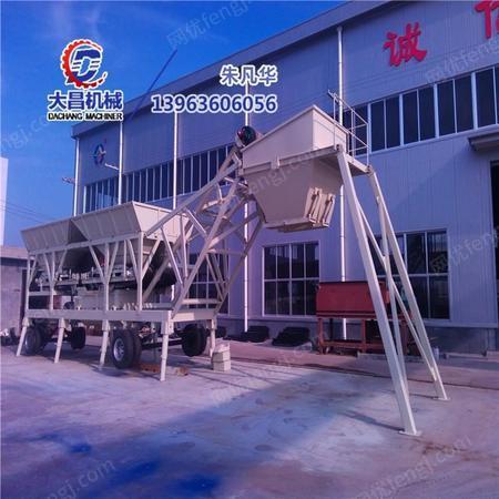 稳定土拌合站厂家_大昌机械_稳定土拌和站价格_供应商设备
