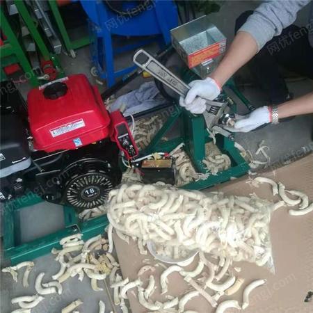 【启能】膨化机3号大米玉米大型多功能机  休闲食品机械设备创业机器
