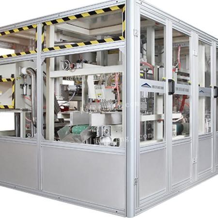 热收缩膜包装机械厂 春晖 自动包装机械设备 饲料包装机械生产