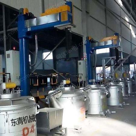 加工定制铝液精炼机生产厂 供应铝液精炼机报价 东青机械