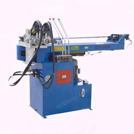 半自动弯管机,数控液压机械设备,四柱液压电液推杆半自动弯管机,顺信机械