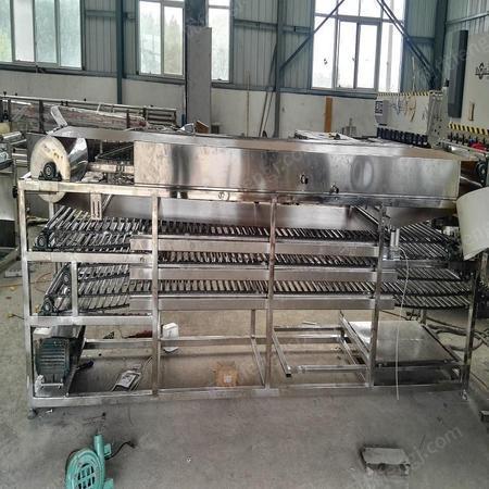 河南接皮机厂家 凉皮机质量 自动推框凉皮机 面皮机械 价格优惠 欢迎采购