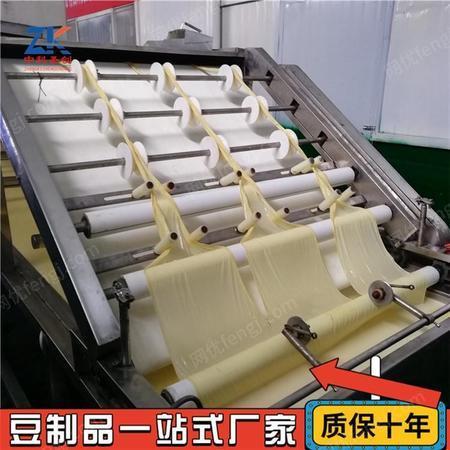 腐竹机械设备 多功能油豆皮机 韶关豆制品机械腐竹机厂家