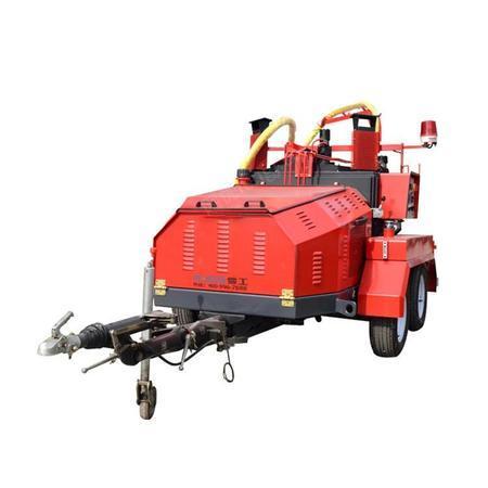 儒工机械 500L 大型拖挂式灌缝设备 河南灌缝机厂家  灌缝机