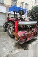 安徽滁州自家用1004东方红拖拉机带旋耕机用时1200小时出售