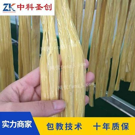 工厂报价商用油皮机 常州腐竹豆油精机械 腐竹自动生成设备薄厚均匀