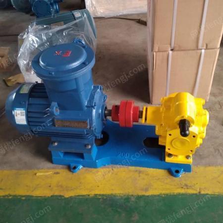 金海泵业供应 机械设备配套齿轮泵 KCB系列防爆齿轮泵 运行平稳 型号齐全