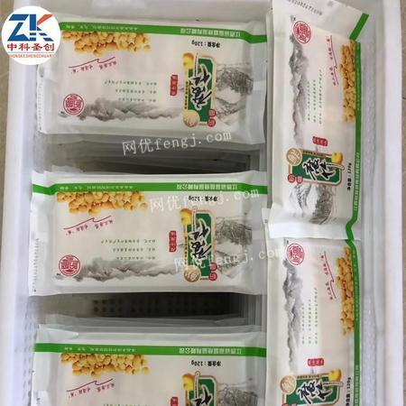 内酯豆腐机器 豆制品机械设备 青岛内酯豆腐定型槽可定做