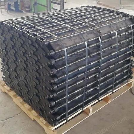 加工生产重型链板 不锈钢碳钢输送链板 金属输送链板不锈钢冲孔链板经久耐用 凯泽机械设备厂家