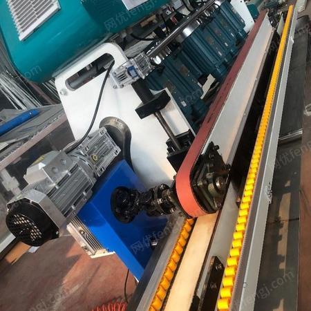 山东省金豚机械 玻璃磨边设备 操作起来方便快捷 磨边效果好 临沂 厂家直销