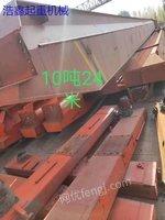 二手10吨单梁起重机 优良材质