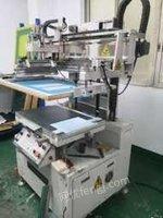 广东东莞低价转让二手丝印机移印机斜臂丝印机烫金机大震斜臂丝印机