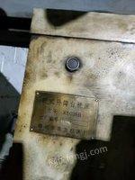 广东佛山卧式铣床,正常使用出售