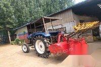 山东临沂14年欧豹、860带19年东方红旋耕机出售拖拉机