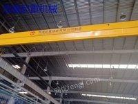 二手10吨单梁行车 大厂生产