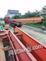 四川成都二手天车5吨跨度20米处理