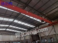 浙江二手行车3吨 5吨跨度19.5米急处理