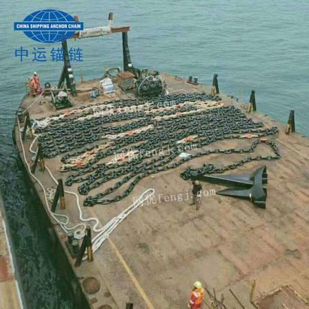 现货供应舟山锚链 舟山锚链