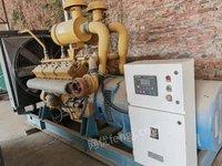 河北秦皇岛出售350千瓦柴油发电机组 上柴发电机组
