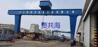 上海泾海起重二手️L型龙门吊20/10吨-22.5 米急处理