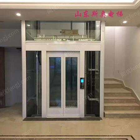 供应山东斯奥电梯厂家长期供应家用电梯二三四层一站式服务