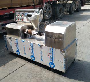 供应江西南昌人造肉机不锈钢的豆类加工设备