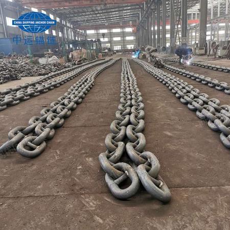 供应锚链重量-一节锚链多重