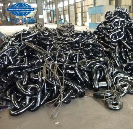 供应锚链安装-锚链维修-锚地安装锚链-码头港口锚链