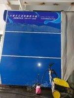 四川绵阳日森牌全自动电脑洗车机(往复式五刷)出售