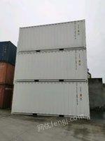 重庆出售二手/全新集装箱 尺寸全。