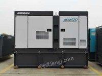 广东深圳进口柴油发电机组埃尔曼80kw静音发电机出售